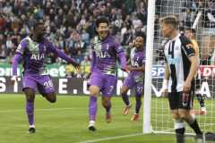 Tottenham permalukan Newcastle United 3-2